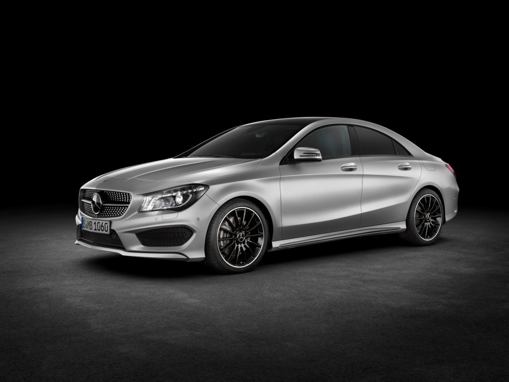 Mercedes benz cla class design in detail video for Benz mercedes cla