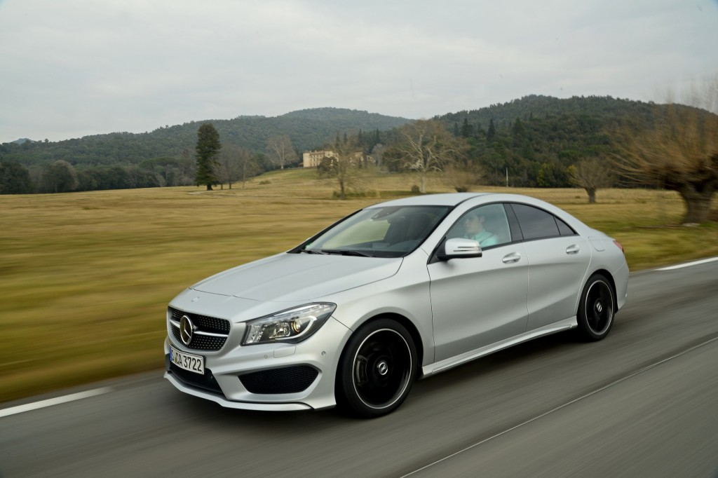 Image 2014 mercedes benz cla 250 size 1024 x 682 type for Mercedes benz cla coupe 2014