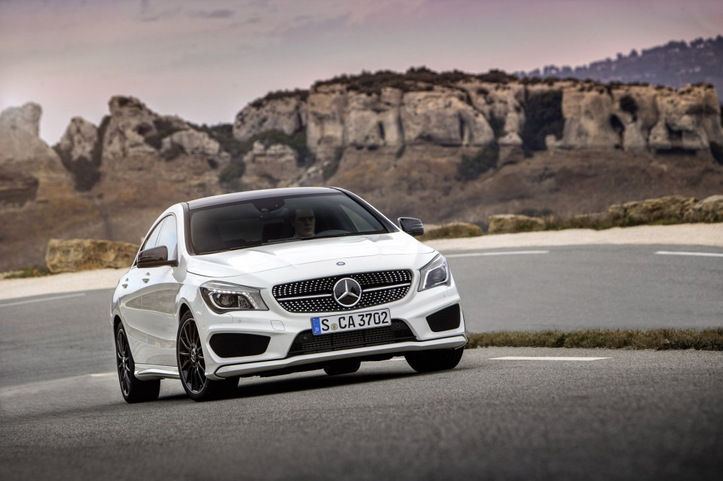 30 days of the 2014 mercedes benz cla 250 for 2014 mercedes benz cla 250 review