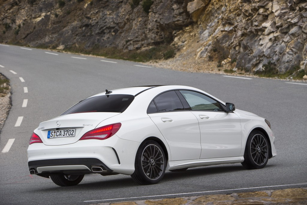 Mercedes benz cla class shooting brake on the way for 2014 mercedes benz cla class cla 250 specs