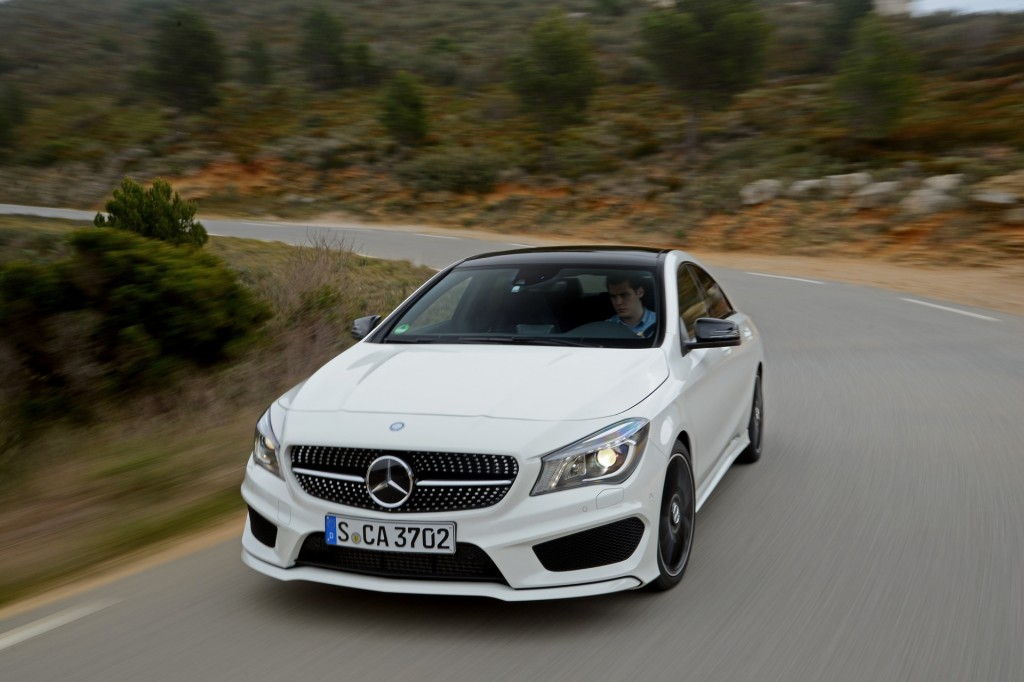 30 days of the 2014 mercedes benz cla 250 for Mercedes benz 250 cla