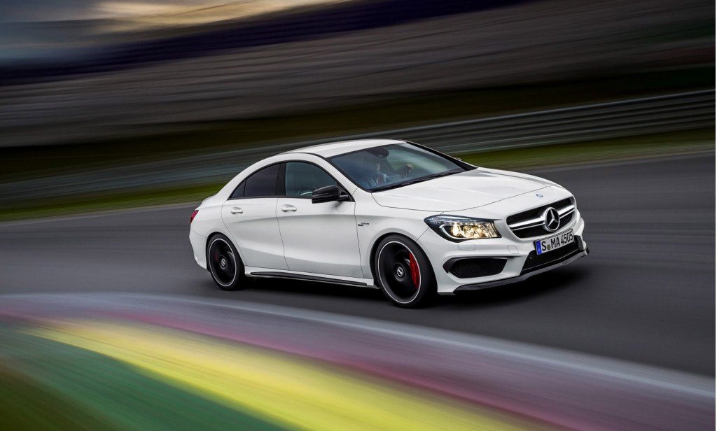 2014 mercedes benz cla45 amg best car to buy 2014 nominee for The best mercedes benz