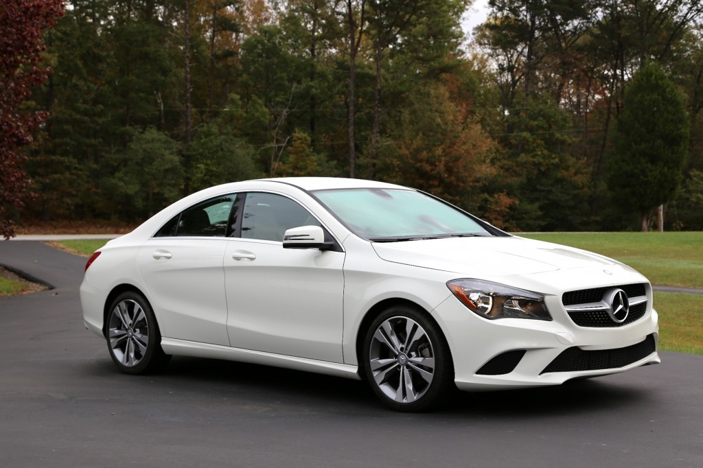 2015 mercedes benz cla class pictures photos gallery green car reports. Black Bedroom Furniture Sets. Home Design Ideas
