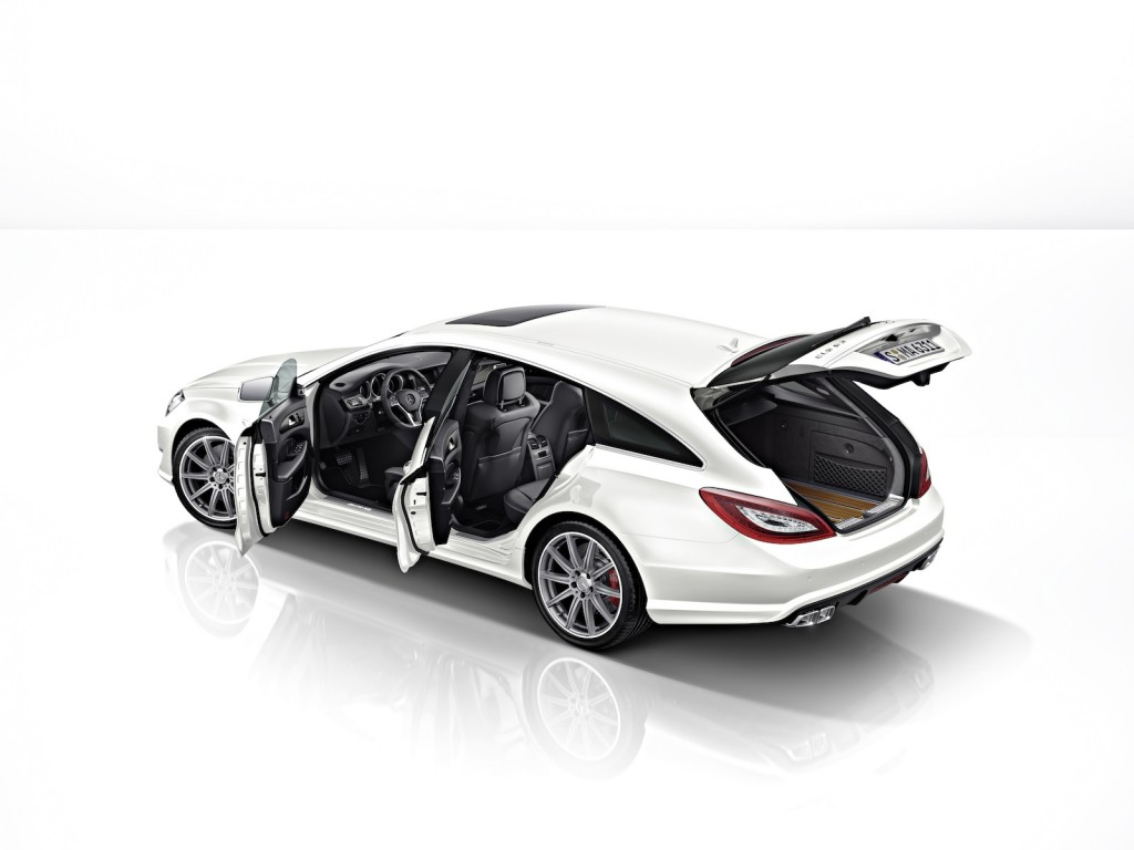 Image 2014 mercedes benz cls63 amg 4matic shooting brake for 2014 mercedes benz cls63 amg 4matic