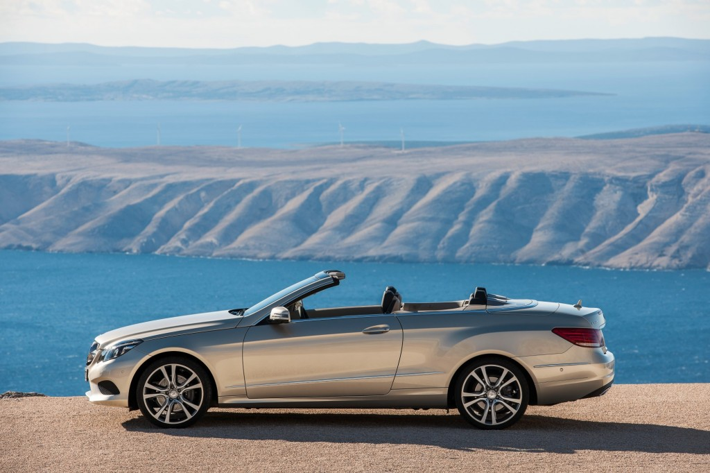 2014 mercedes benz e class coupe cabriolet preview 2013 for Mercedes benz e350 cabriolet