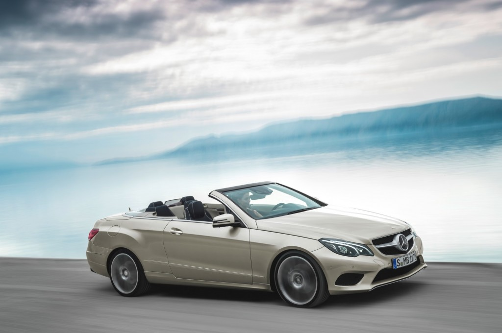 2014 Mercedes Benz E Class Video Preview