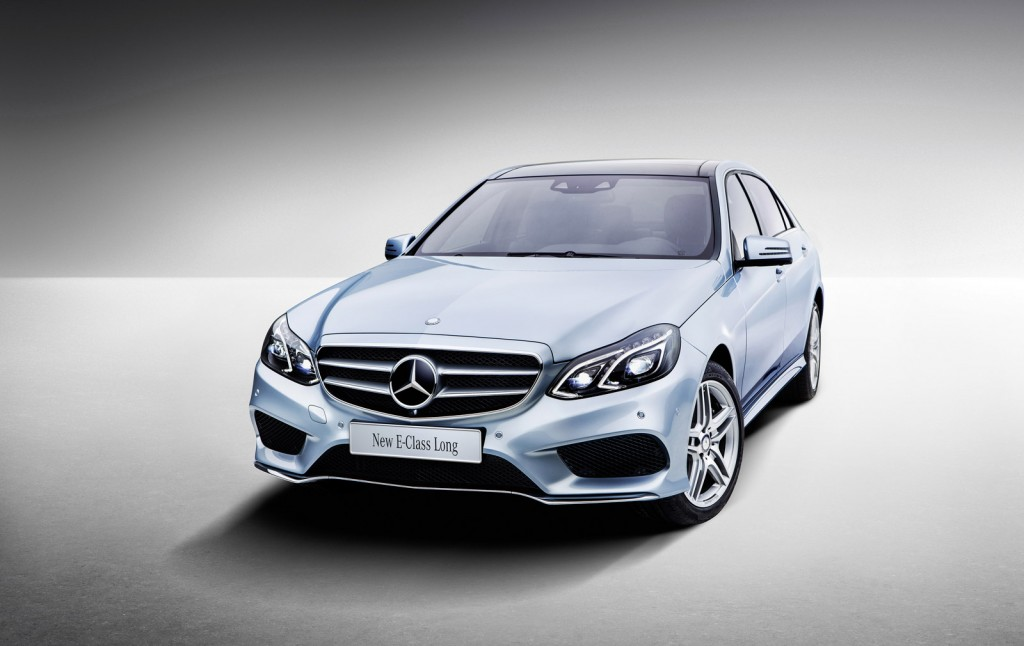 2014 mercedes benz e class l revealed at 2013 shanghai auto show. Cars Review. Best American Auto & Cars Review