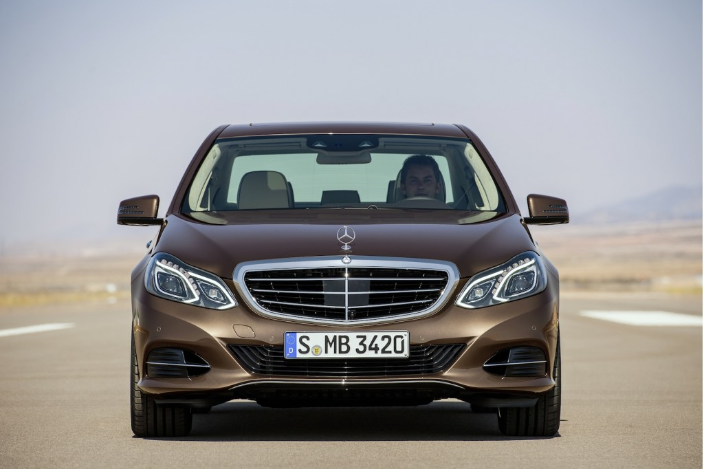 2014 mercedes benz e class sedan wagon preview