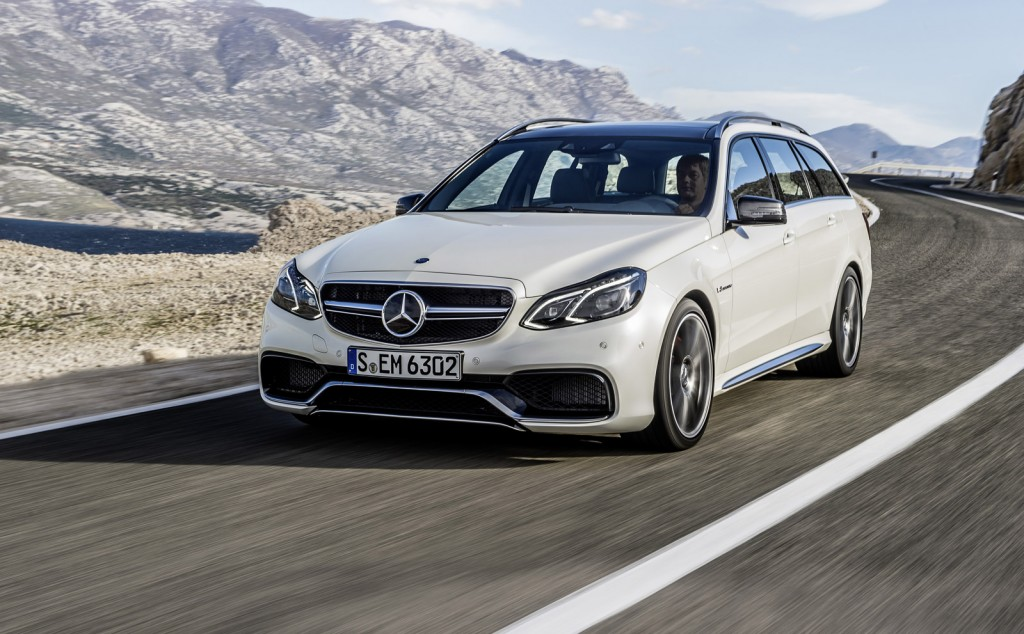 2014 mercedes benz e63 amg s model wagon walkaround video for Mercedes benz e class models