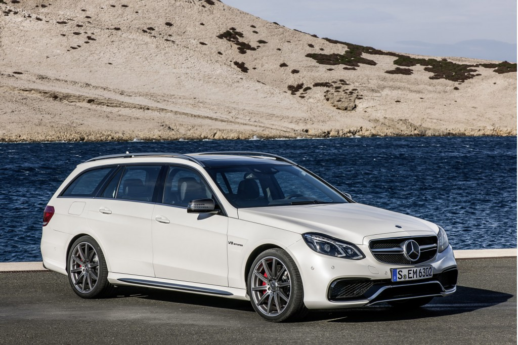 2014 mercedes benz e63 amg s model wagon walkaround video for Mercedes benz wagons