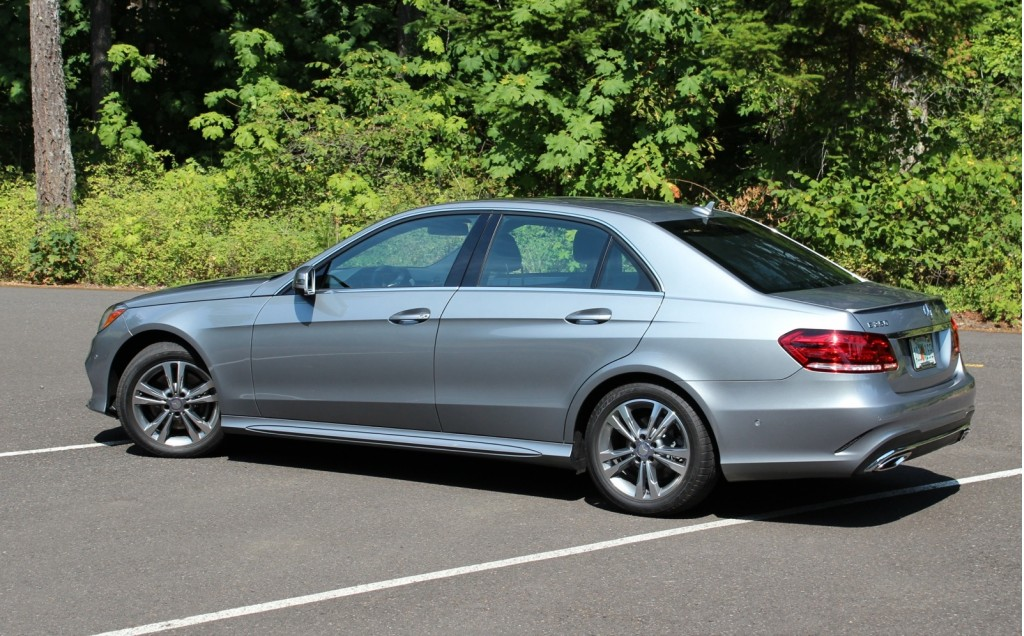 2014 Mercedes Benz E Class Pictures Photos Gallery