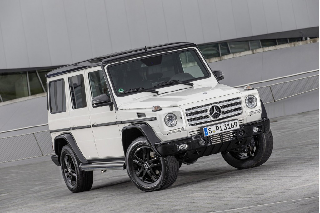 2014 mercedes benz g class edition 35. Cars Review. Best American Auto & Cars Review