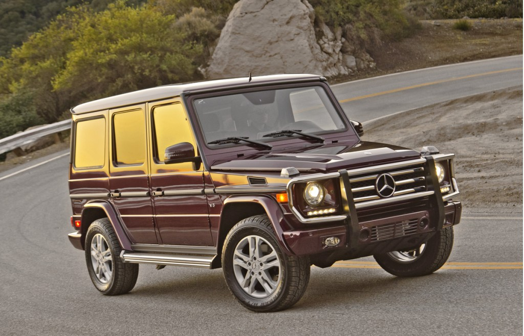 2014 mercedes benz g class g550 for 2014 mercedes benz truck