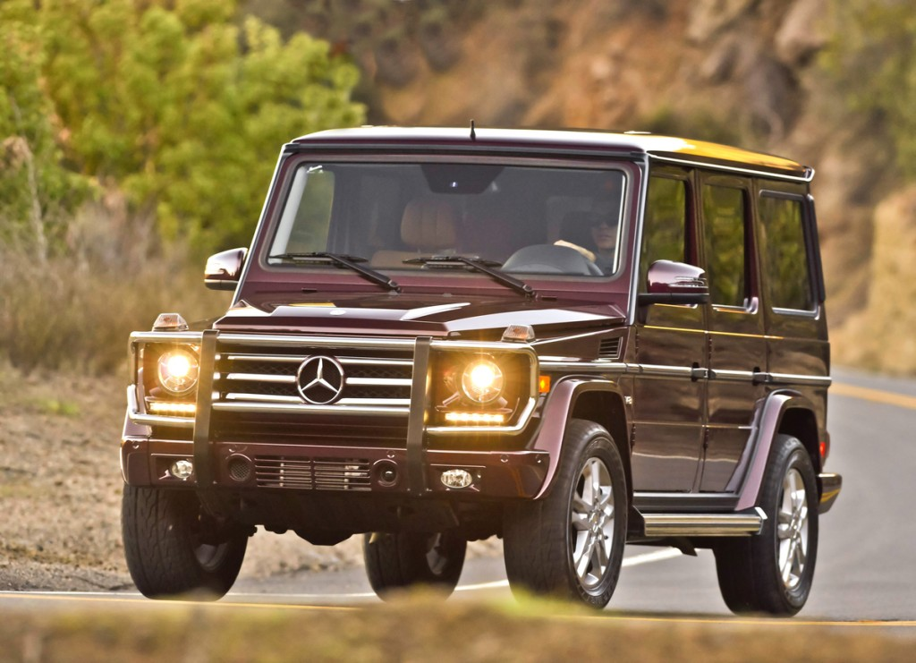 2014 mercedes benz g class pictures photos gallery