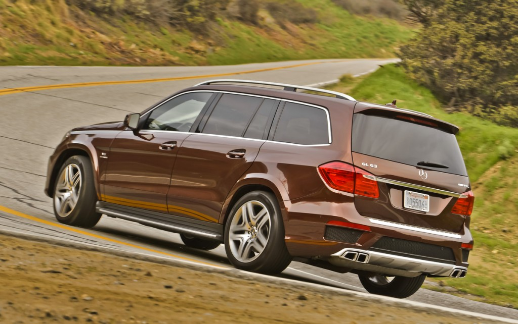 2014 mercedes benz gl class pictures photos gallery