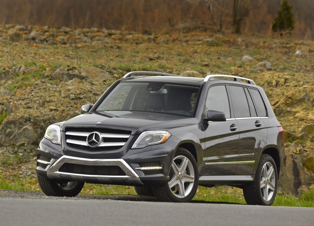 2014 mercedes benz glk class pictures photos gallery