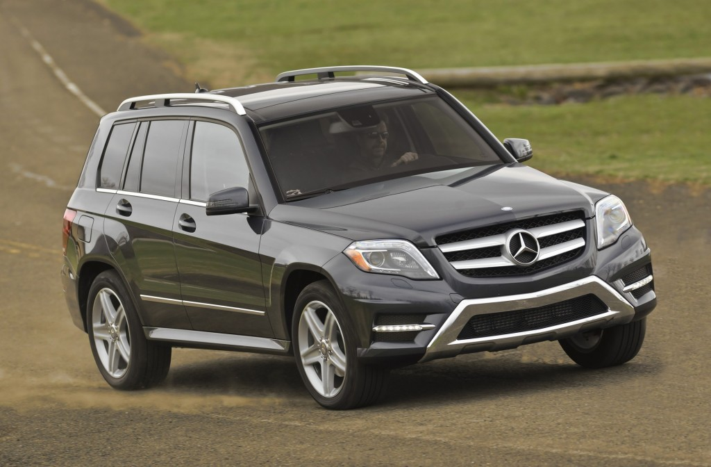 2014 mercedes benz glk class pictures photos gallery the for Mercedes benz glk 2014