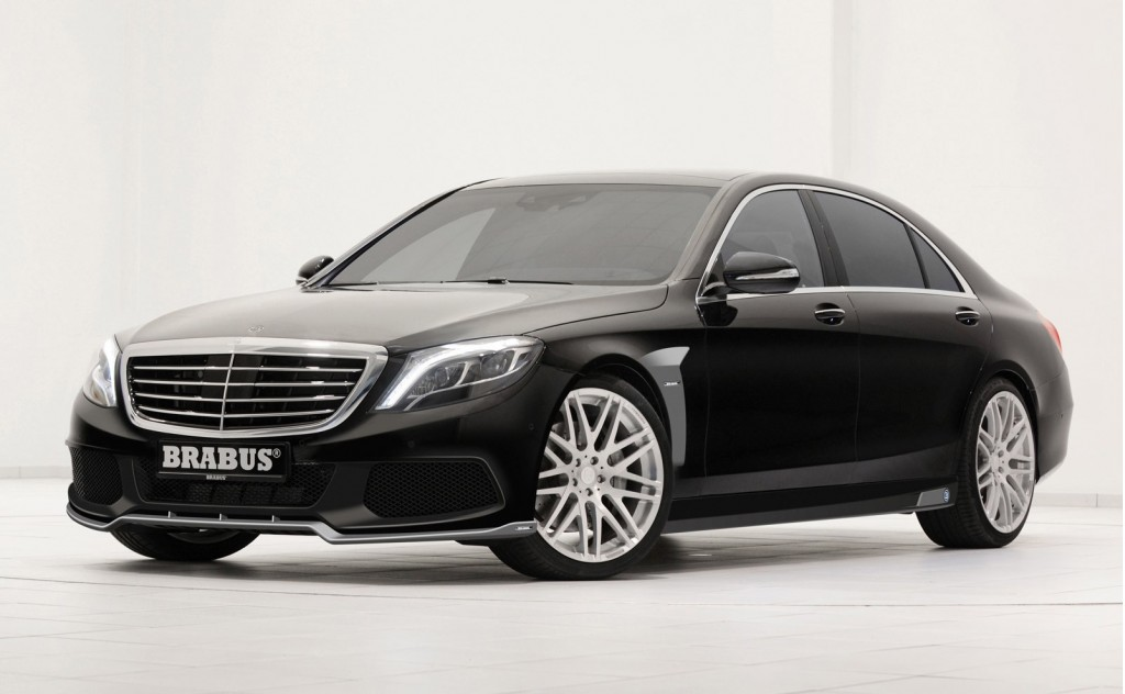 brabus brings the heat for the 2014 mercedes benz s class. Black Bedroom Furniture Sets. Home Design Ideas