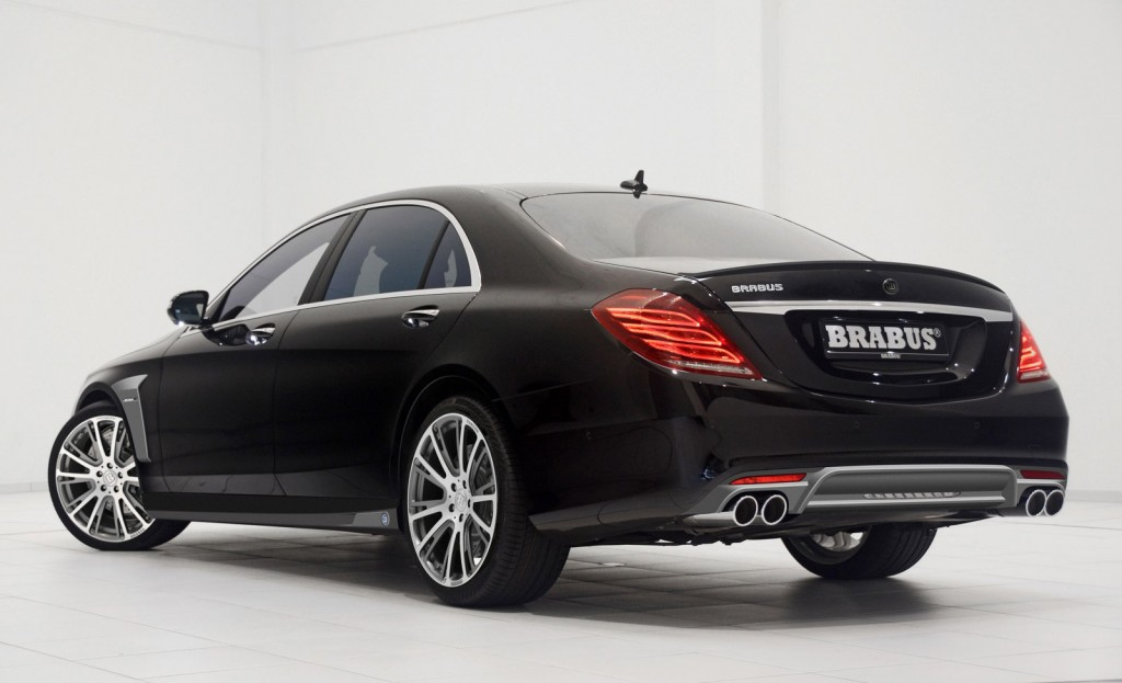 brabus brings the heat for the 2014 mercedes benz s class. Cars Review. Best American Auto & Cars Review