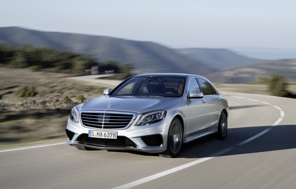2014 mercedes benz s63 amg 4matic super sedan first drive for Mercedes benz s550 4matic 2014