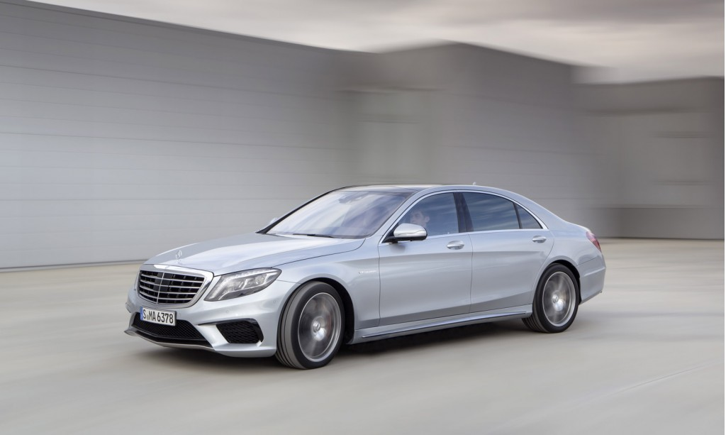 2014 mercedes benz s63 amg revealed video for Mercedes benz s63 amg 2014