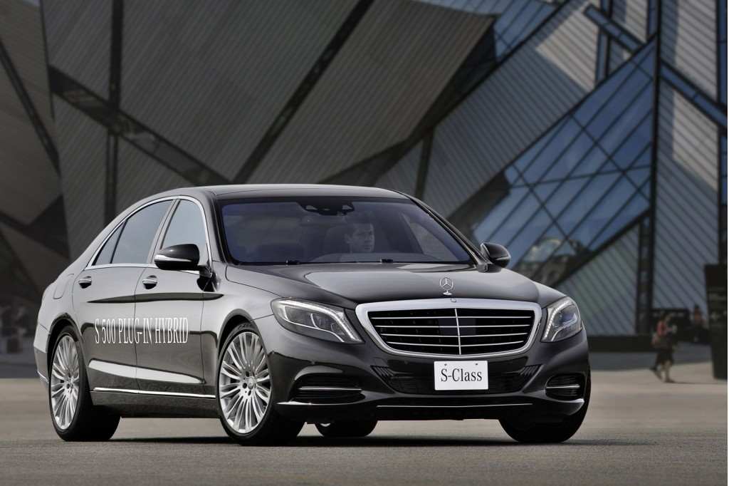 mercedes benz s500 plug in hybrid 0 60 in 5 5 seconds and 78 mpg