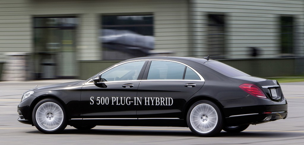 2014 mercedes benz s500 plug in hybrid plutocratic 78 mpg for Mercedes benz hybrid cars