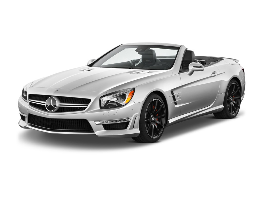 2014 Mercedes Benz Sl Class Pictures Photos Gallery Motorauthority