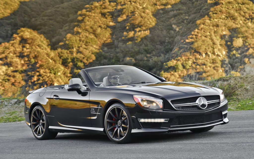 2014 mercedes benz sl class pictures photos gallery motorauthority. Cars Review. Best American Auto & Cars Review