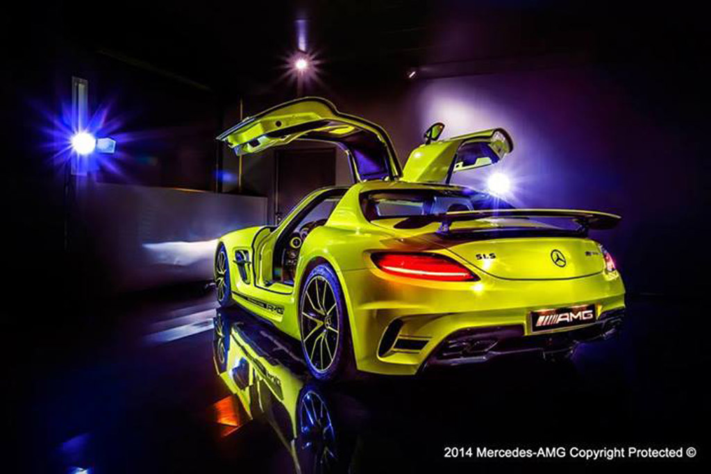 Fans Nominate AMG Afterglow As Name Of AMG's Latest ...