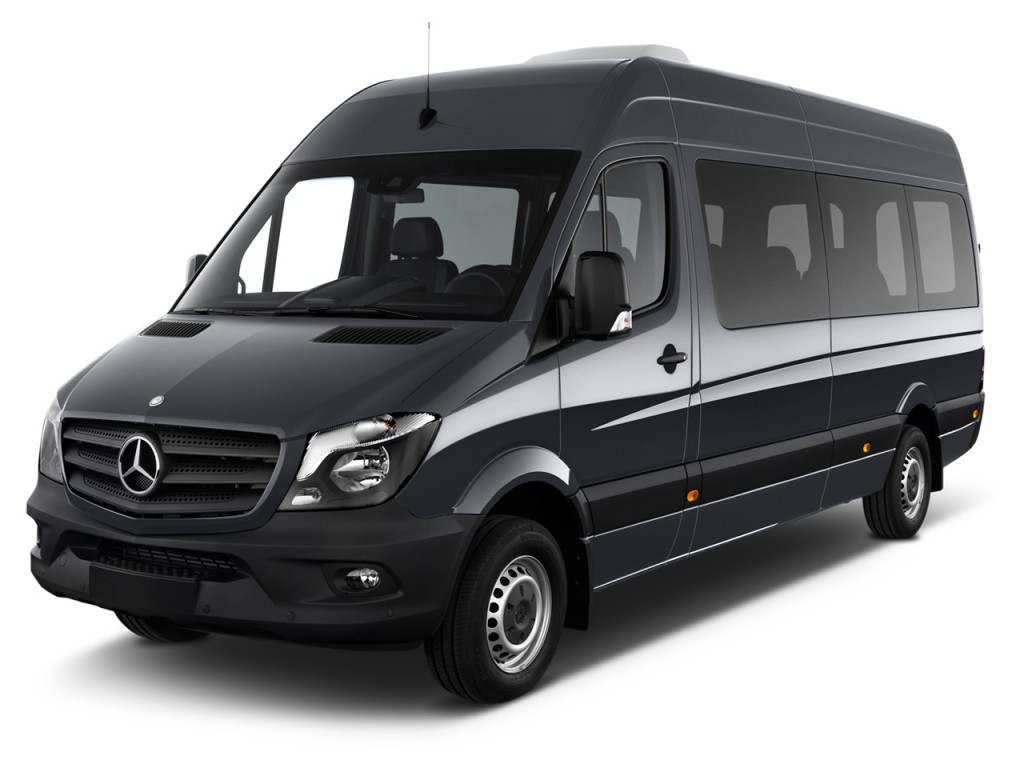 2015 mercedes benz sprinter passenger vans pictures photos