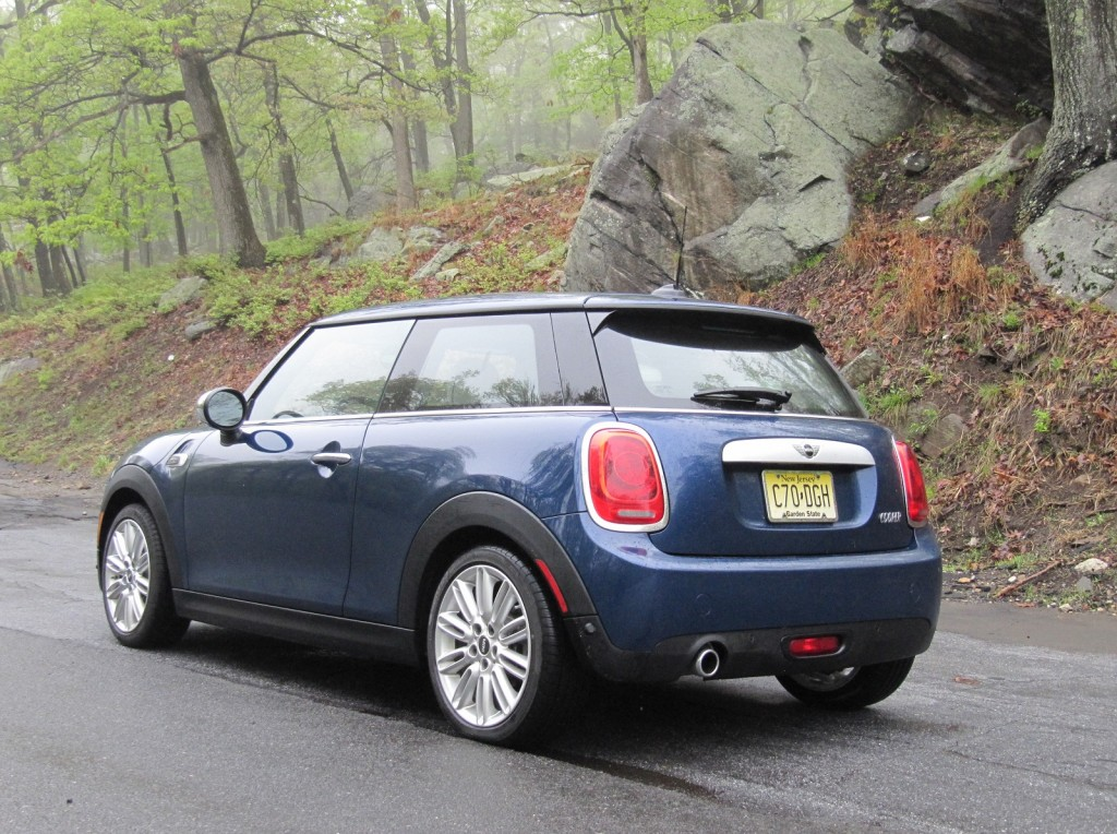 2014 mini cooper automatic quick drive. Black Bedroom Furniture Sets. Home Design Ideas