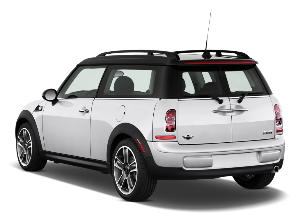 2014 MINI Cooper Clubman Pictures/Photos Gallery