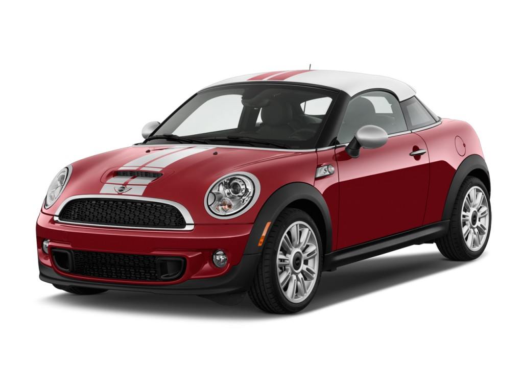 2014 MINI Cooper Coupe Pictures/Photos Gallery