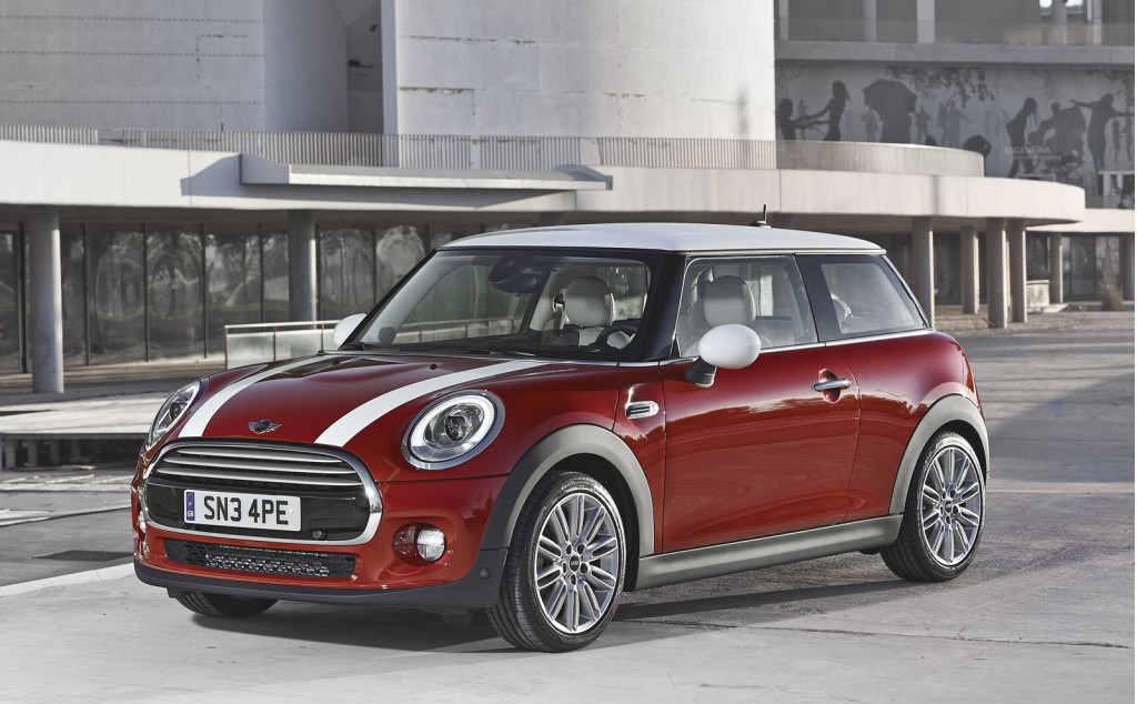 2014 mini cooper revealed. Black Bedroom Furniture Sets. Home Design Ideas