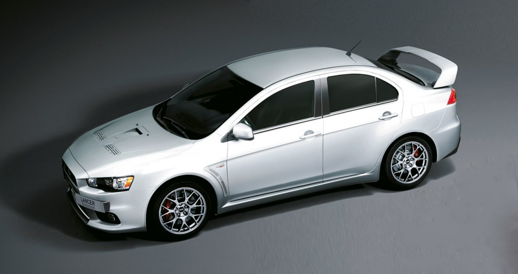 2014 Mitsubishi Lancer Evolution X FQ-440 MR special edition
