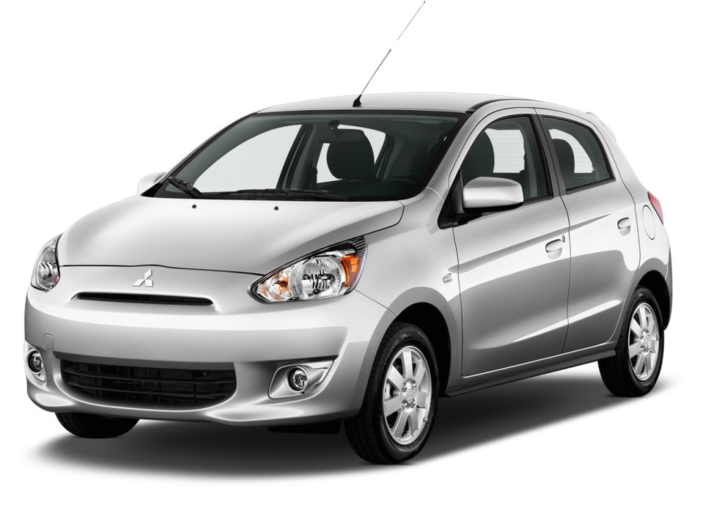 2014 Mitsubishi Mirage Pictures/Photos Gallery