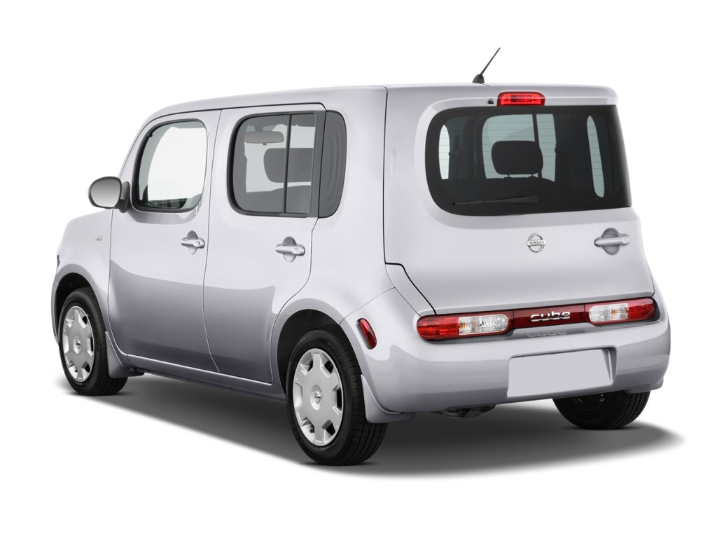 2014 Nissan Cube Pictures Photos Gallery Motorauthority