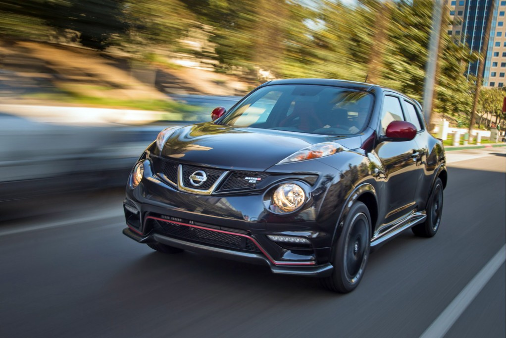 2014 nissan juke nismo rs priced from 26 930. Black Bedroom Furniture Sets. Home Design Ideas