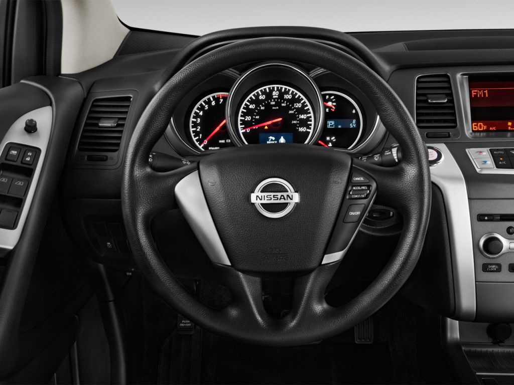 2014 Nissan Murano Pictures Photos Gallery The Car