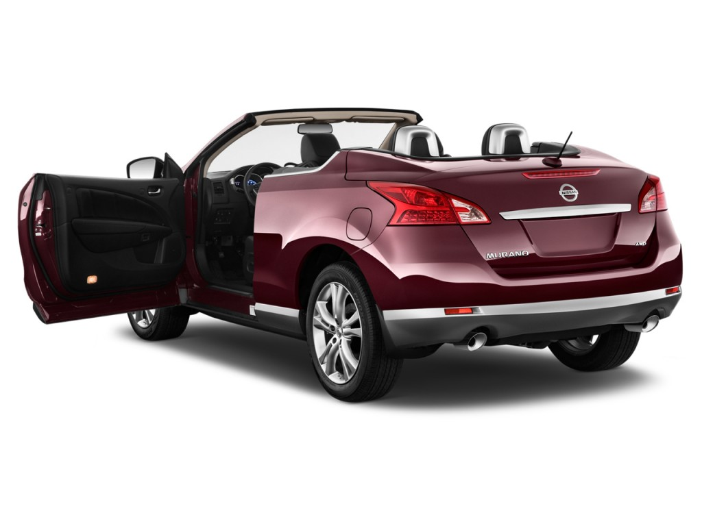 2014 nissan murano crosscabriolet pictures photos gallery the car connection. Black Bedroom Furniture Sets. Home Design Ideas
