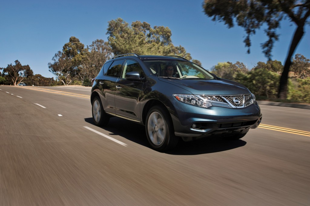 2014 nissan murano pictures photos gallery motorauthority. Black Bedroom Furniture Sets. Home Design Ideas