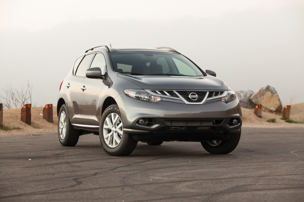2014 Nissan Murano Pictures Photos Gallery Motorauthority