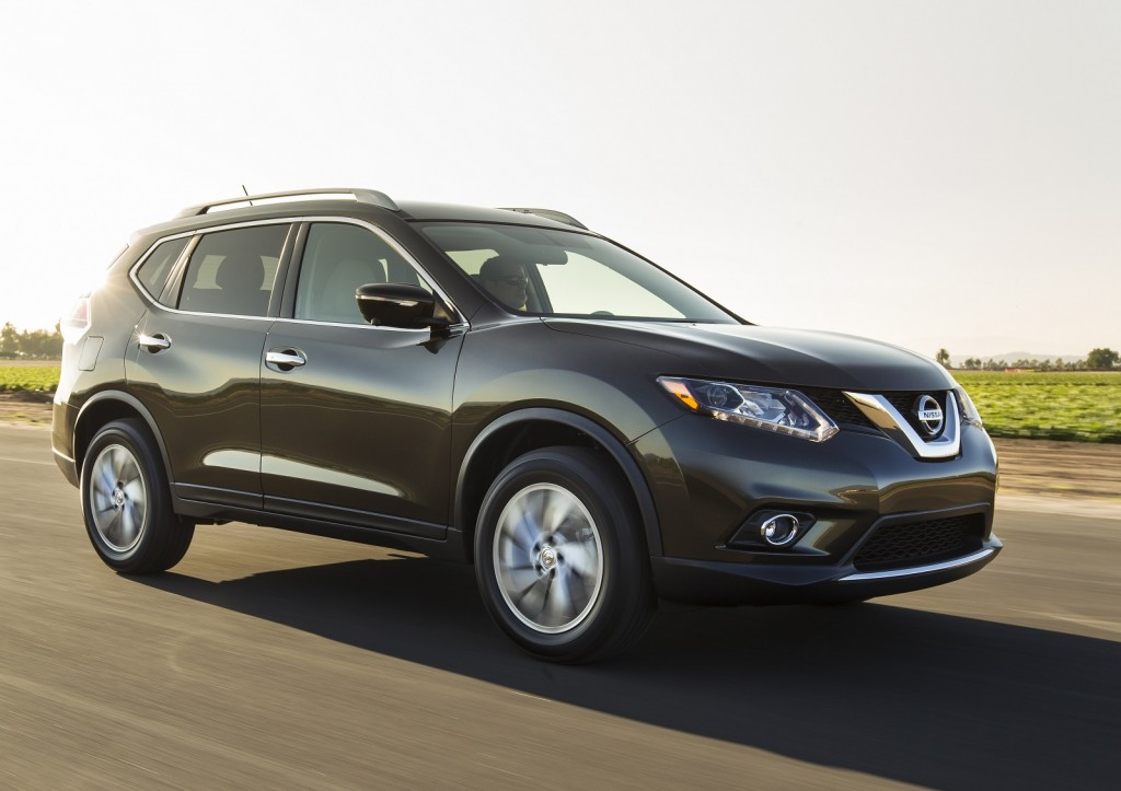 2014 Nissan Rogue Crossover Full Details From Frankfurt