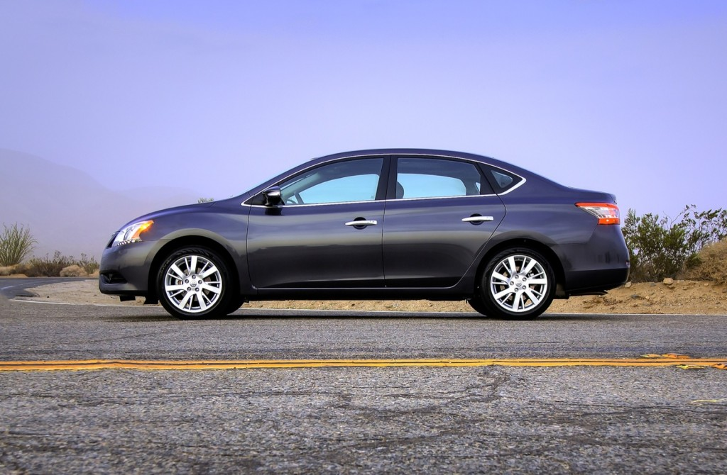 2014 Nissan Sentra Pictures Photos Gallery Motorauthority