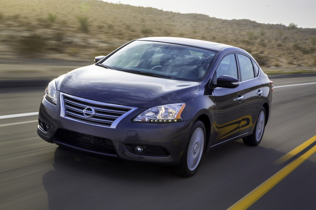 2014 nissan sentra pictures photos gallery motorauthority. Black Bedroom Furniture Sets. Home Design Ideas