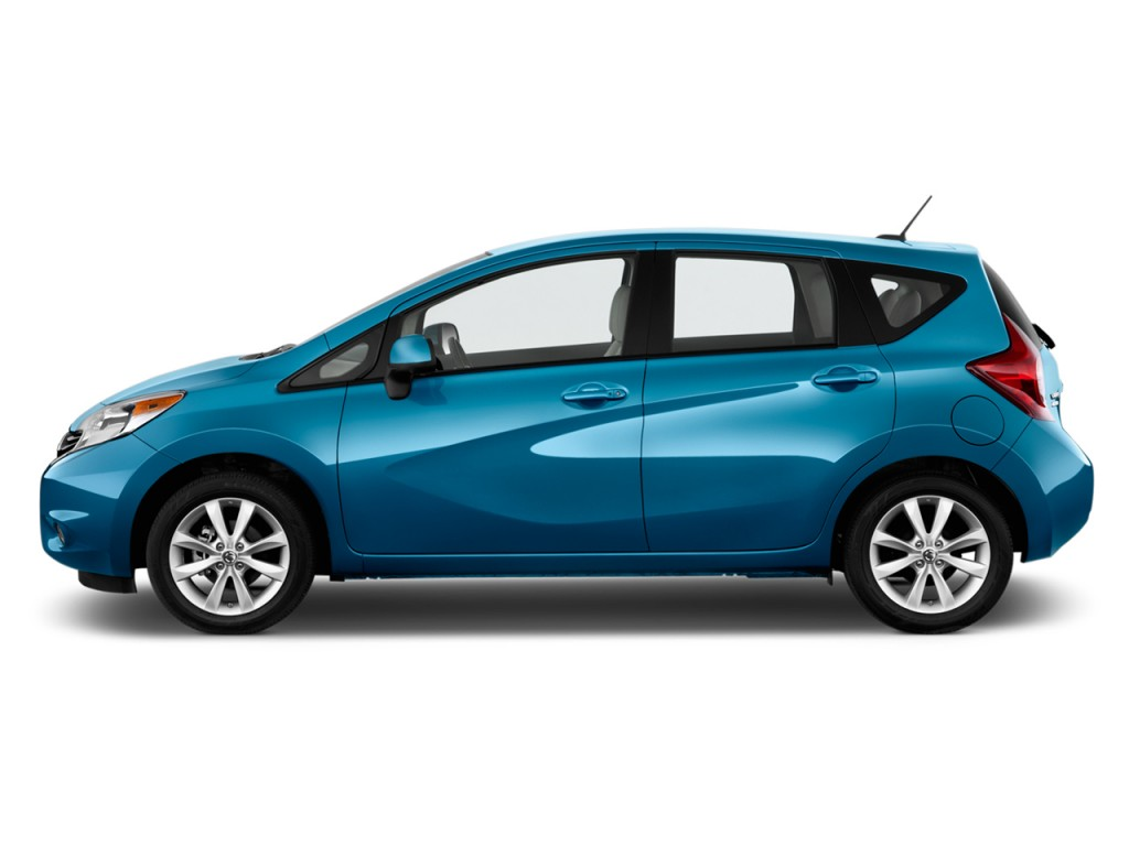 2014 nissan versa note pictures photos gallery the car connection. Black Bedroom Furniture Sets. Home Design Ideas