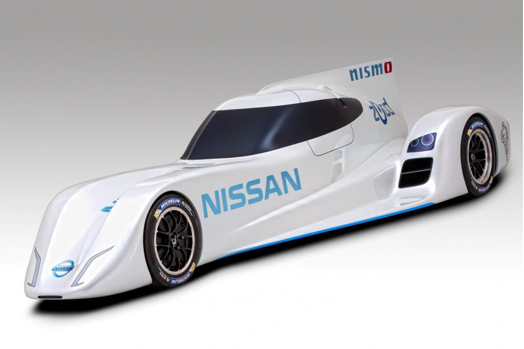 Electric Race Cars, From The Dragstrip To Pikes Peak