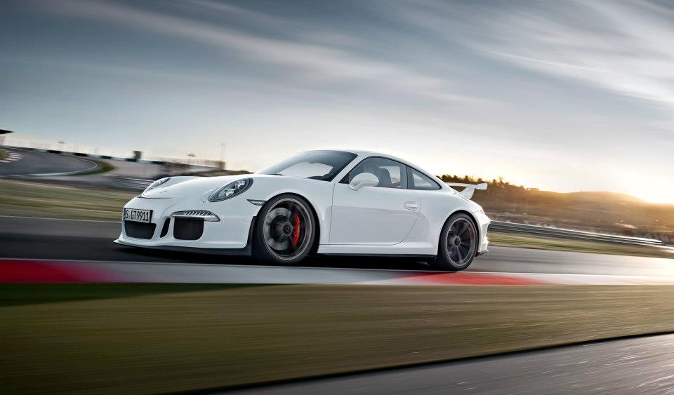 2014 Porsche 911 GT3 Sales Halted Due To String Of Fires: Official ...