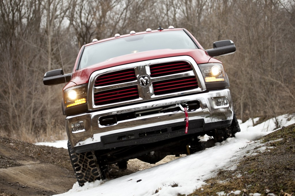 ram power wagon gets more extreme for 2014. Cars Review. Best American Auto & Cars Review
